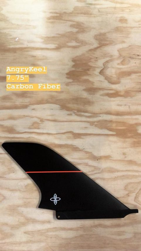 Angry Keel Race Fin