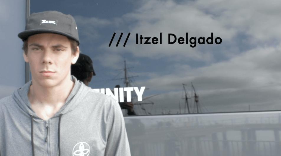 Itzel Delgado Infinity Team Rider
