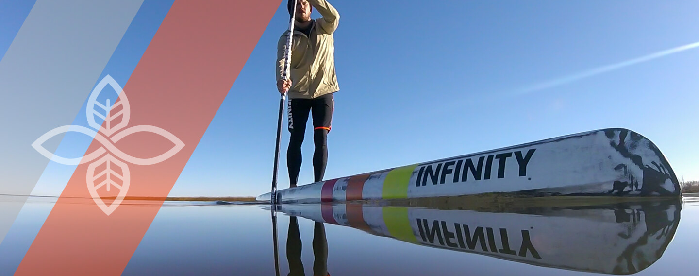 Ryan Knush Infinity Canada SUP