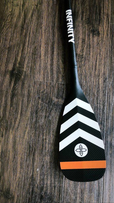 Whiplash paddle