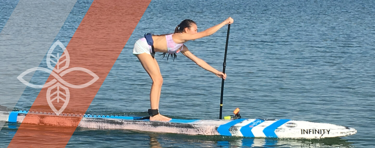 Backfish Infinity SUP Race Boards