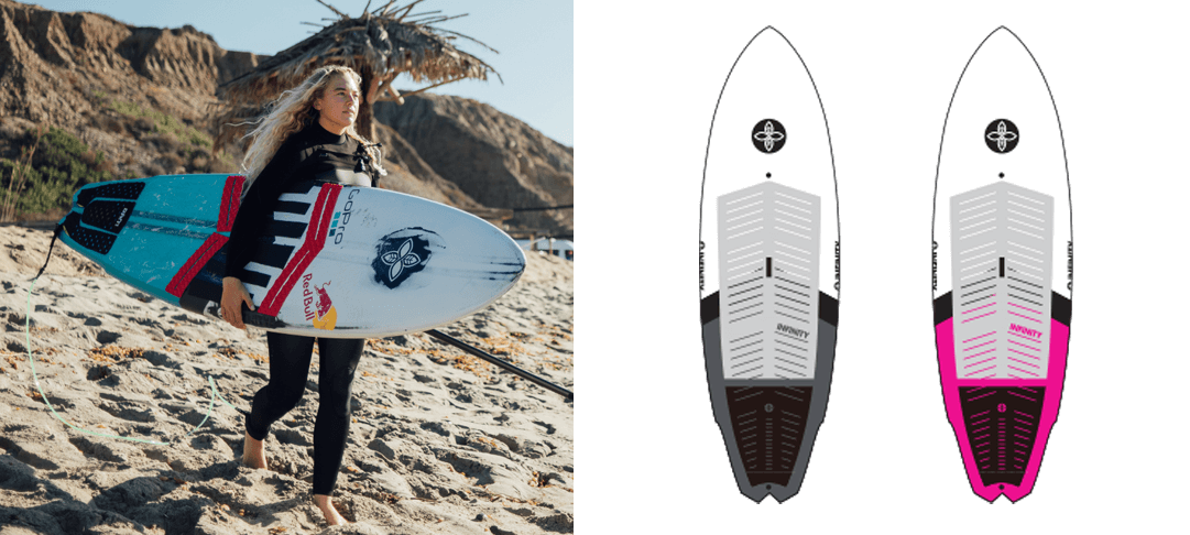 SUP Surf B-line Infinity Boards