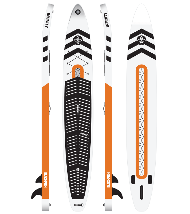 Blackfish - Inflatable Paddleboards Infinity Boards