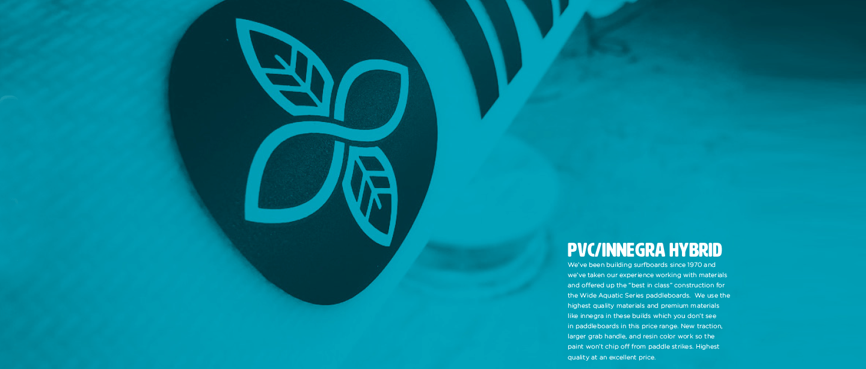 PVC Innegra Hybrid