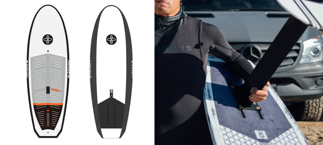 Foil SUP Infinity Boards